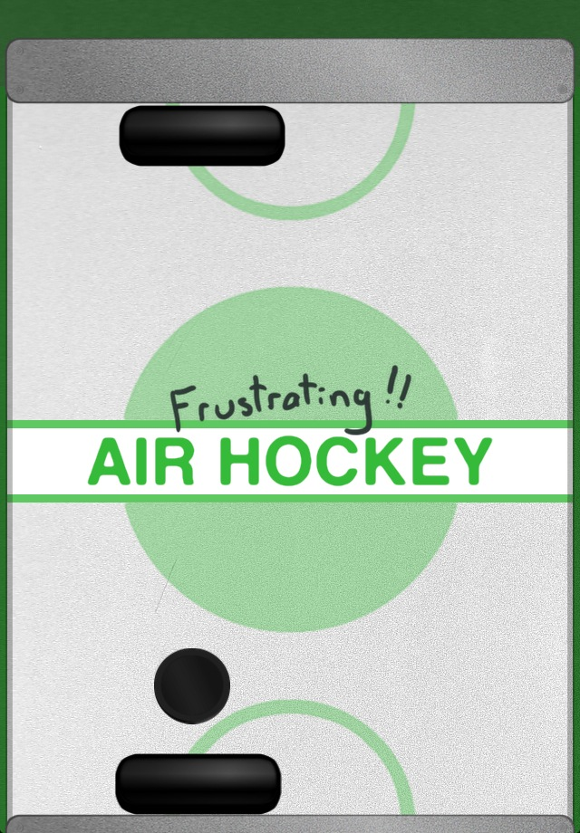 Screenshot Frustrating Air Hockey