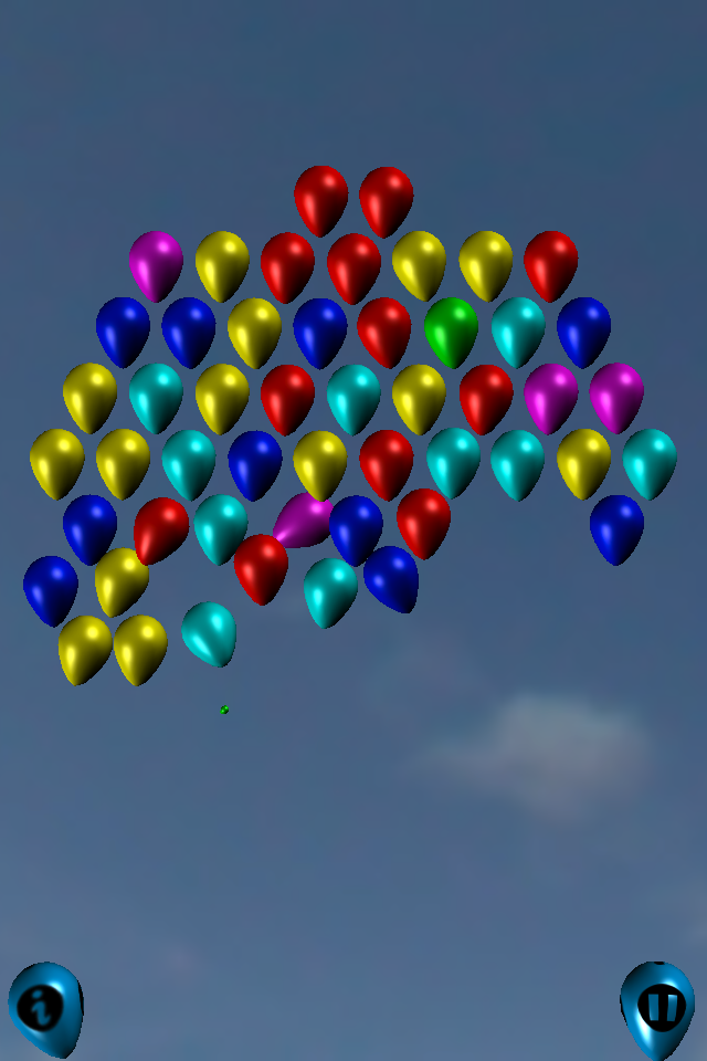 Screenshot Bunch o' Balloons